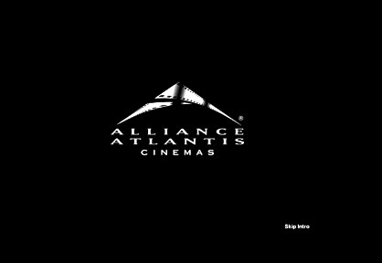 Digital Portfolio :: Alliance Atlantis Cinemas CD, by David Wong